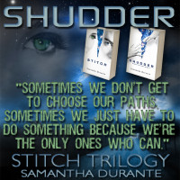 REVIEW: Shudder by Samantha Durante