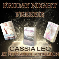 FRIDAY NIGHT FREEBIE: Shattered Hearts Series by Cassia Leo