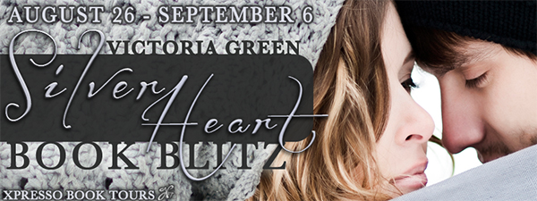 GIVEAWAY BLITZ: Silver Heart by Victoria Green