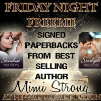 FRIDAY NIGHT FREEBIE: Stardust and Starlight by Mimi Strong
