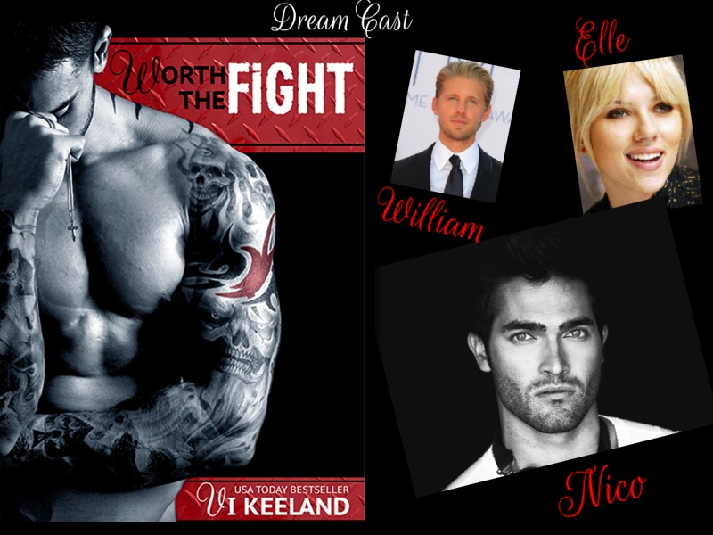 Worth the Fight Dream Cast