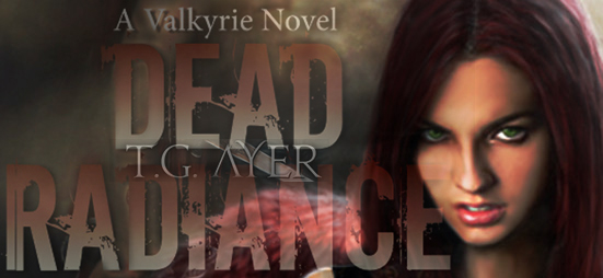 COVER REVEAL: Valkyrie Series by TG Ayer