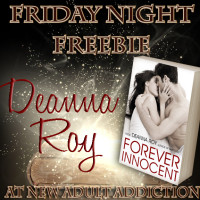 FRIDAY NIGHT FREEBIE: Signed Paperback of Forever Innocent by Deanna Roy