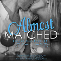 COVER REVEAL: ALMOST MATCHED by AO Peart