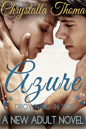 GIVEAWAY and REVIEW: Azure by Chrystalla Thoma