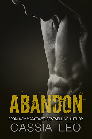 GIVEAWAY and COVER REVEAL: Abandon by Cassia Leo