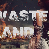 COVER REVEAL:  Wasteland by Lindsay Leggett