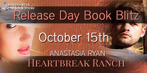 GIVEAWAY BLITZ: Heartbreak Ranch byAnastasia Ryan