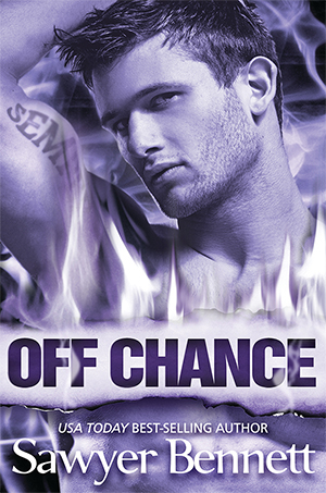 GIVEAWAY and EXCERPT: Off Chance by Sawyer Bennett