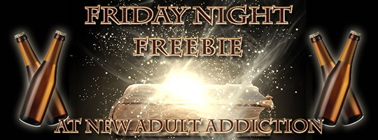 FRIDAY NIGHT FREEBIE: The Edge of Always by JA Redmerski