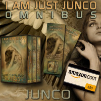 $50 GIVEAWAY: I Am Just Junco Omnibus Books 1-3 by JA Huss