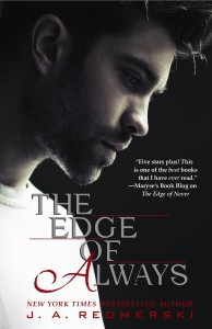 BLITZ: The Edge of Always by J.A. Redmerski