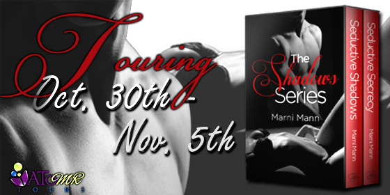 $100 GIVEAWAY and REVIEW: The Shadows Series by Marni Mann