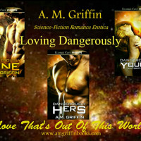 GIVEAWAY and REVIEW: Dangerously Hers by A. M. Griffin
