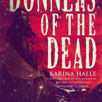 COVER REVEAL: Donners of the Dead by Karina Halle
