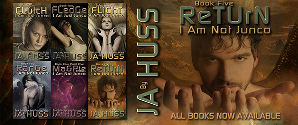 KINDLE FIRE GIVEAWAY: RETURN by JA Huss