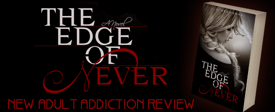 EDGE OF NEVER REVIEW BANNER