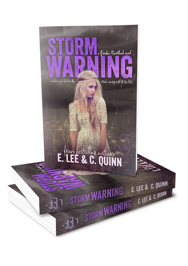 Storm Warning Paperback6x9-stack
