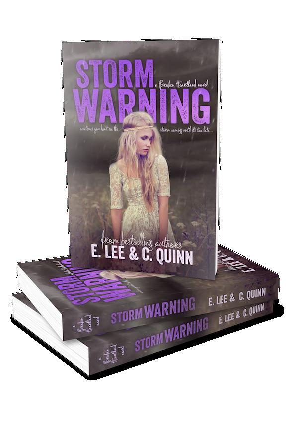 Storm Warning Paperback6x9-stack