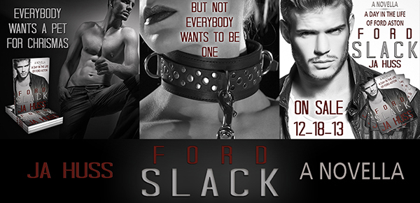 STEAMY EXCERPT: SLACK: A Day in the Life of Ford Aston