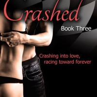 COVER REVEAL ~ CRASHED by K. Bromberg
