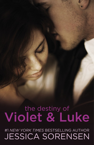 GIVEAWAY and EXCERPT: THE DESTINY OF VIOLET & LUKE by Jessica Sorensen