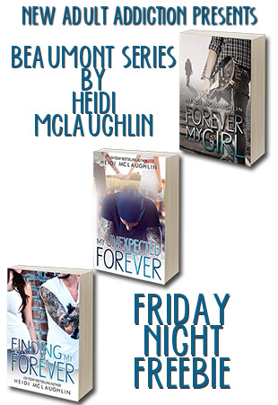 FRIDAY NIGHT FREEBIE:  Beaumont Series by Heidi Mclaughlin
