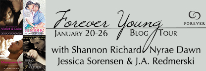 Forever Young Blog Tour and GIVEAWAY