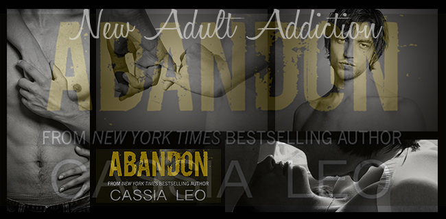iPad Mini GIVEAWAY and REVIEW: Abandon by Cassia Leo