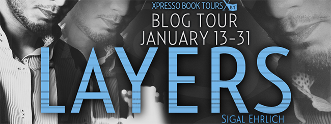 GIVEAWAY and REVIEW: Layers by Sigal Ehrlich