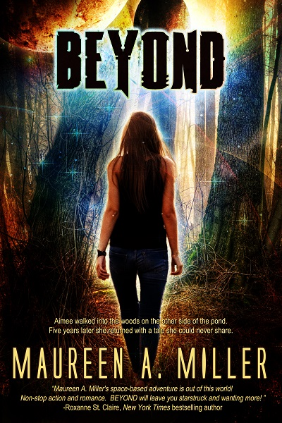 $25 GIVEAWAY and SERIES SPOTLIGHT: Beyond by Maureen Miller