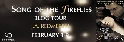 GIVEAWAY and REVIEW: Song of the Fireflies by JA Redmerski