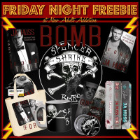 FRIDAY NIGHT FREEBIE: The BOMB of all Giveaways!