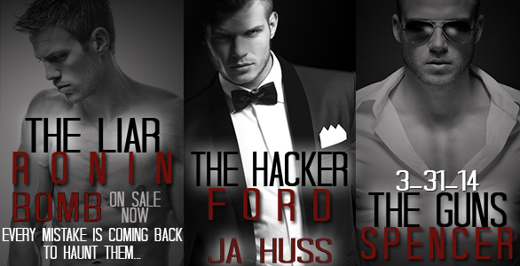 $10 GIVEAWAY and EXCERPT: BOMB: A Day in the Life of Spencer Shrike by J.A. Huss