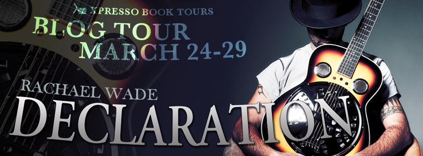 Tour Review: Declaration by Rachael Wade