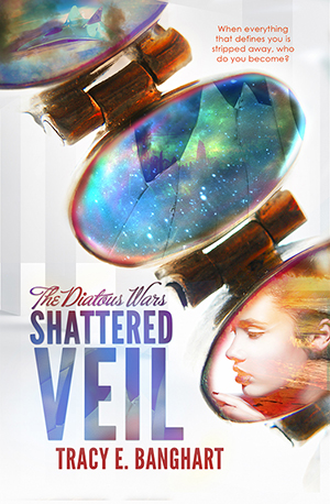 $50 GIVEAWAY and REVIEW: Shattered Veil by Tracy E. Banghart