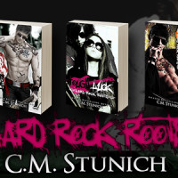 COVER REVEAL: BORN WRONG- Hard Rock Roots by CM Stunich