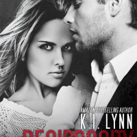 COVER REVEAL: Reciprocity by KI Lynn