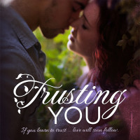 COVER REVEAL: Trusting You by L.P. Dover