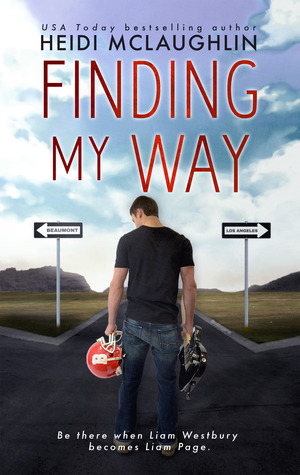 FRIDAY NIGHT FREEBIE – Finding My Way by Heidi McLaughlin