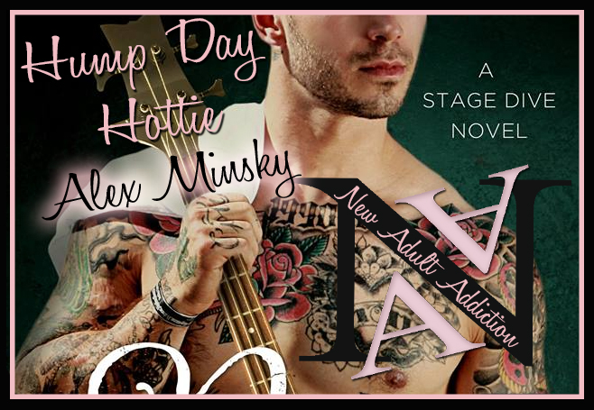 HUMP DAY HOTTIE GIVEAWAY – MALE MODEL ALEX MINSKY