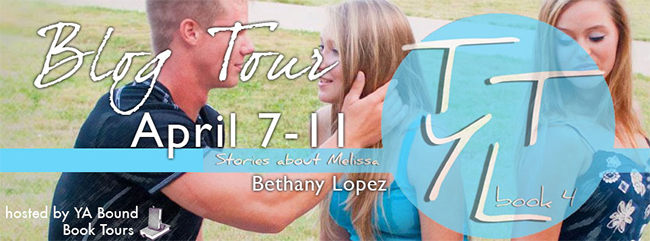 EXCERPT and GIVEAWAY: TTYL by Bethany Lopez