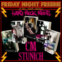 FRIDAY NIGHT FREEBIE: Hard Rock Roots by CM Stunich