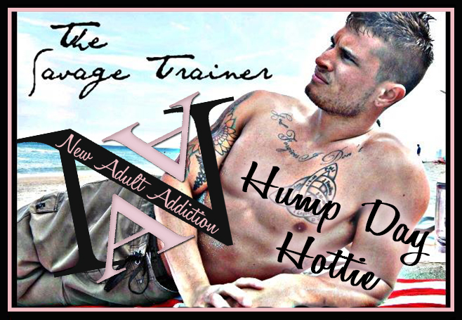 HUMP DAY HOTTIE GIVEAWAY – MALE MODEL THE SAVAGE TRAINER