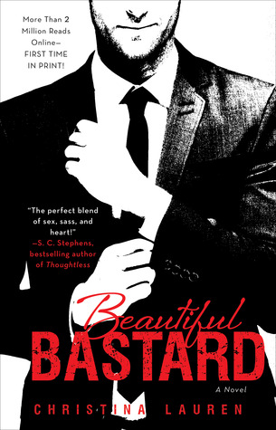 FRIDAY NIGHT FREEBIE: Signed copy of Beautiful Bastard by Christina Lauren