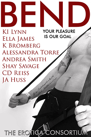 $100 GIVEAWAY and EXCERPT: BEND Anthology by The Erotica Consortium
