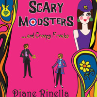 GIVEAWAY and EXCERPT: Scary Modsters… and Creepy Freaks by Diane Rinella