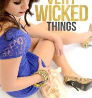 Book Blast! Very Wicked Things by Ilsa Madden-Mills is ON SALE!