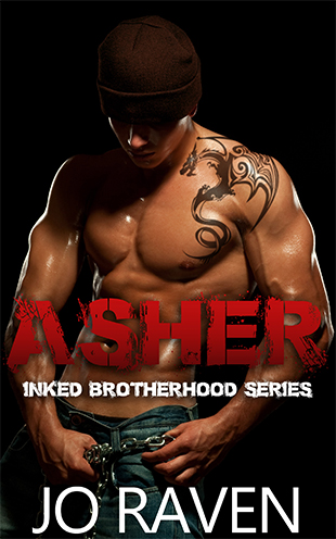 GIVEAWAY and EXCERPT: ASHER by Jo Raven