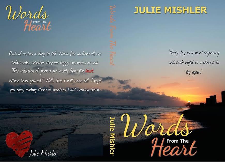 Julie Mishler, An original poem and cover reveal